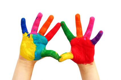 finger paint american alternative