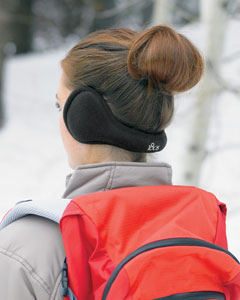 Wrap Around Ear Muffs Model