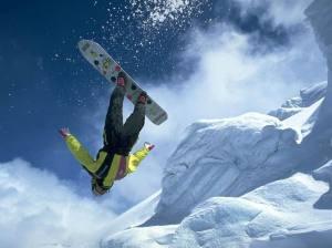 Snowboard Kickoff
