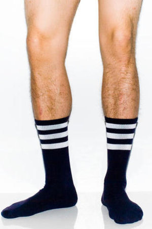 american apparel sock